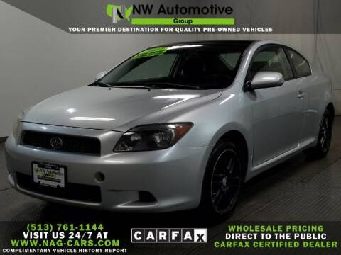 2007 Scion tC for sale at NW Automotive Group in Cincinnati OH