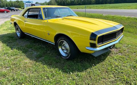 1967 Chevrolet Camaro for sale at AB Classics in Malone NY