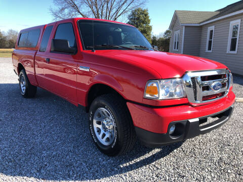 2011 Ford Ranger for sale at Curtis Wright Motors in Maryville TN