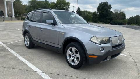 2008 BMW X3 for sale at 411 Trucks & Auto Sales Inc. in Maryville TN