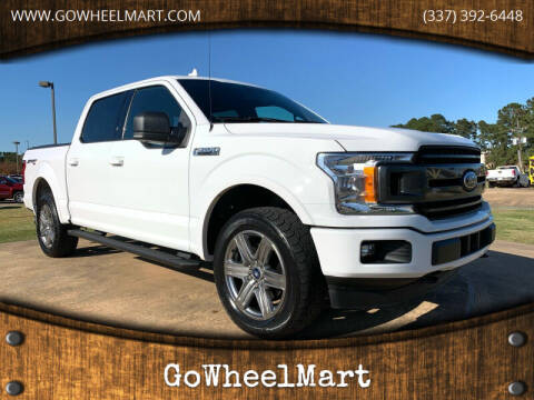 2018 Ford F-150 for sale at GOWHEELMART in Available In LA