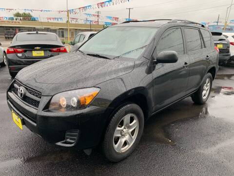 2009 Toyota RAV4 for sale at Rock Motors LLC in Victoria TX