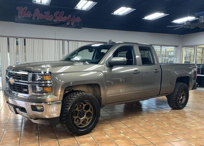 2015 Chevrolet Silverado 1500 for sale at The Auto Shoppe in Springfield MO