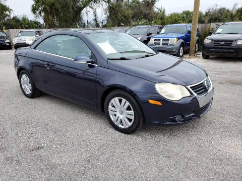 2008 Volkswagen Eos for sale at Jamrock Auto Sales of Panama City in Panama City FL