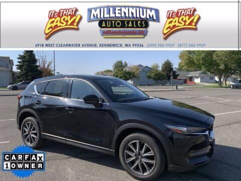 2018 Mazda CX-5 for sale at Millennium Auto Sales in Kennewick WA