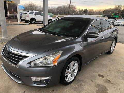 2014 Nissan Altima for sale at Auto Smart Charlotte in Charlotte NC