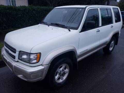 2000 Isuzu Trooper for sale at KC Cars Inc. in Portland OR