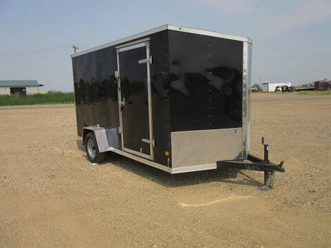 2021 2021 MDLX7X12SA for sale at Nore's Auto & Trailer Sales - Enclosed Trailers in Kenmare ND
