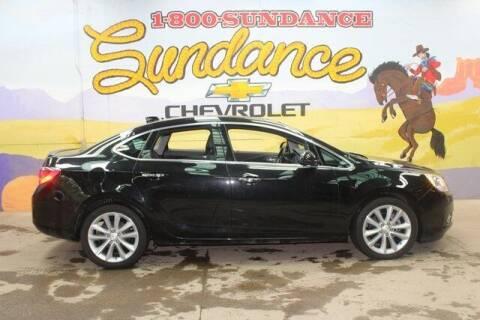 2016 Buick Verano for sale at Sundance Chevrolet in Grand Ledge MI