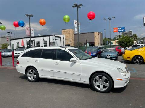2004 Mercedes-Benz E-Class for sale at MILLENNIUM CARS in San Diego CA