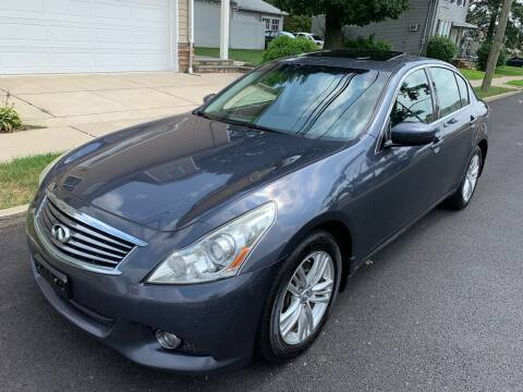 2010 Infiniti G37 Sedan for sale at Jordan Auto Group in Paterson NJ