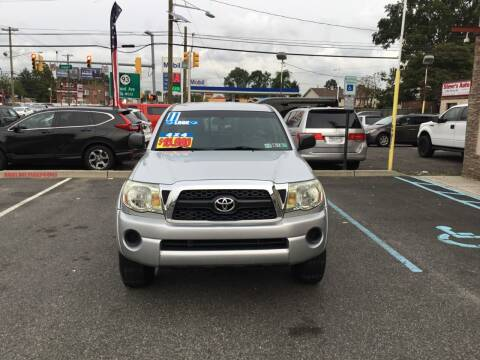 2011 Toyota Tacoma for sale at Steves Auto Sales in Little Ferry NJ