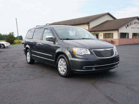 2012 Chrysler Town and Country for sale at SWISS AUTO MART in Sugarcreek OH