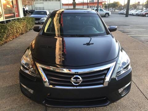 2015 Nissan Altima for sale at Magic Auto Sales in Dallas TX