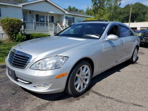 2007 Mercedes-Benz S-Class for sale at Paramount Motors in Taylor MI