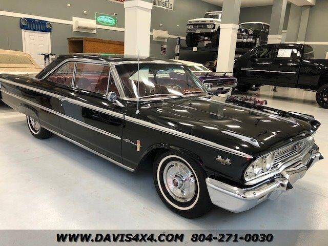 1963 Ford Galaxie for sale in Richmond, VA