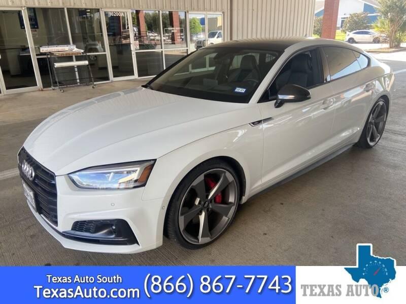 2019 Audi S5 Sportback for sale in Houston, TX