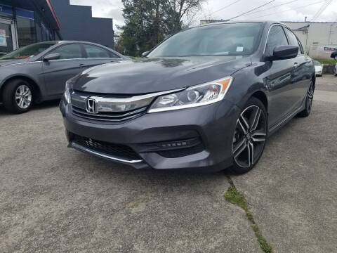 2017 Honda Accord for sale at Import Performance Sales - Henderson in Henderson NC