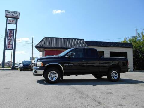 2003 Dodge Ram Pickup 1500 for sale at Settle Auto Sales TAYLOR ST. in Fort Wayne IN