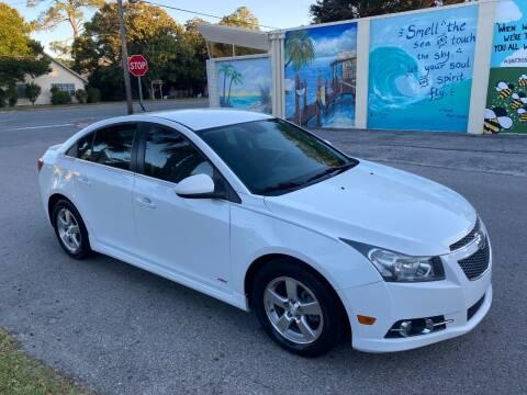 2013 Chevrolet Cruze for sale at Asap Motors Inc in Fort Walton Beach FL