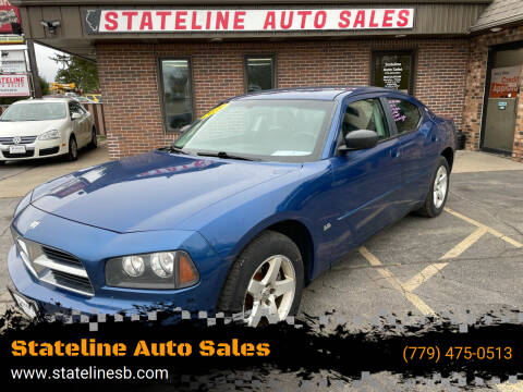 2009 Dodge Charger for sale at Stateline Auto Sales in South Beloit IL