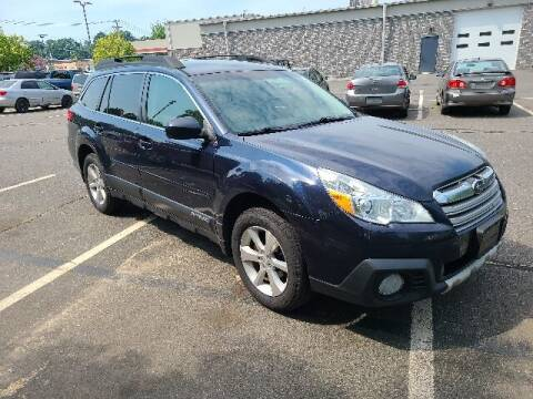 2014 Subaru Outback for sale at BETTER BUYS AUTO INC in East Windsor CT