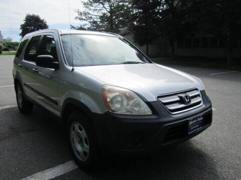 2006 Honda CR-V for sale at Master Auto in Revere MA