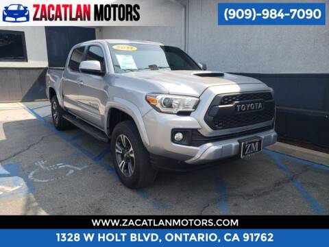2017 Toyota Tacoma for sale at Ontario Auto Square in Ontario CA