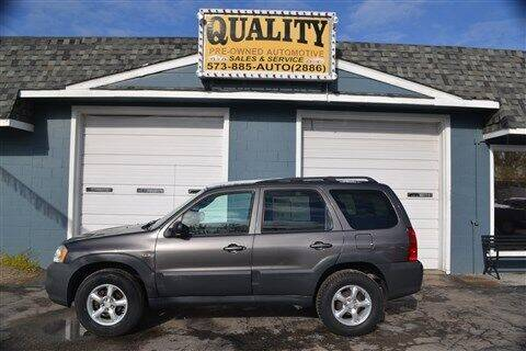 2006 Mazda Tribute for sale at Quality Pre-Owned Automotive in Cuba MO