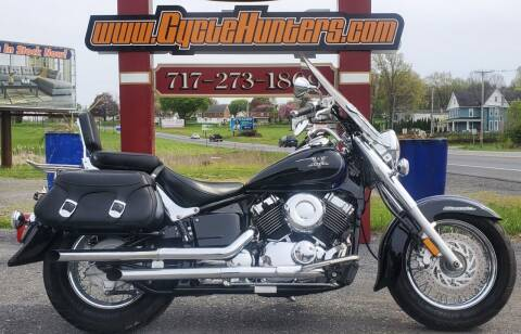 2007 Yamaha VStar 650 Classic for sale at Haldeman Auto in Lebanon PA