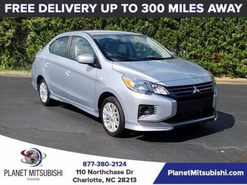 2021 Mitsubishi Mirage G4 for sale at Planet Automotive Group in Charlotte NC