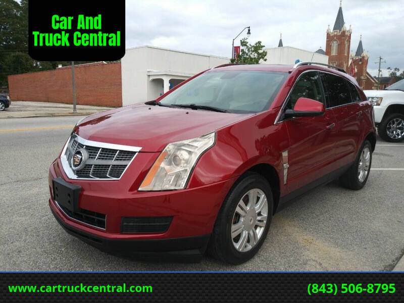 2011 Cadillac SRX for sale at Car And Truck Central in Dillon SC