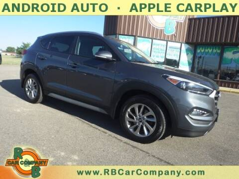 2017 Hyundai Tucson for sale at R & B Car Company in South Bend IN