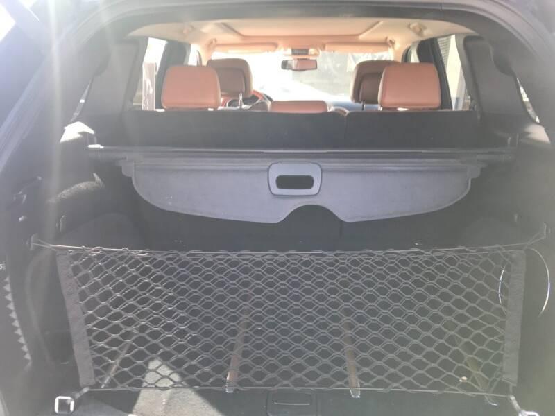 2011 Jeep Grand Cherokee 4x4 Overland 4dr SUV - Lawton OK