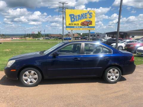 2008 Kia Optima for sale at Blakes Auto Sales in Rice Lake WI