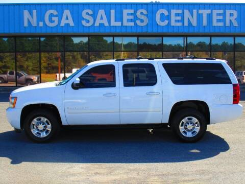 2009 Chevrolet Suburban for sale at NORTH GEORGIA Sales Center in La Fayette GA