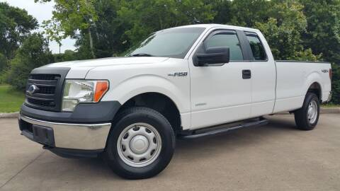 2013 Ford F-150 for sale at Houston Auto Preowned in Houston TX