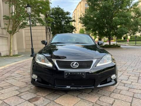 2011 Lexus IS 250C for sale at Affordable Dream Cars in Lake City GA