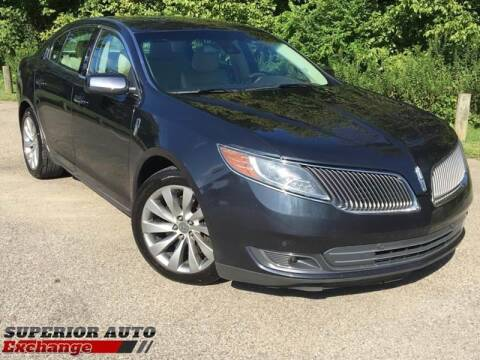 2013 Lincoln MKS for sale at iAuto in Cincinnati OH