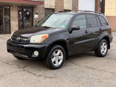 2004 Toyota RAV4 for sale at Innovative Auto Group in Little Ferry NJ