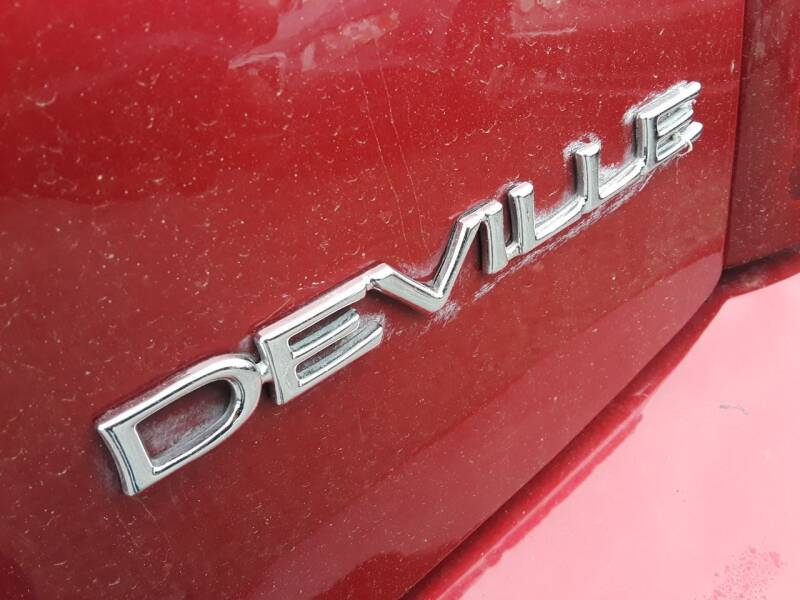 2004 Cadillac DeVille 4dr Sedan - Chantilly VA