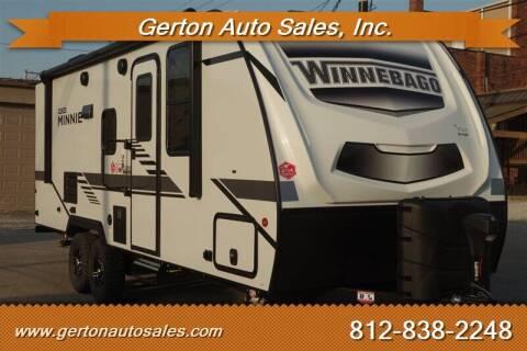 2021 Winnebago Micro Minnie 2306BHS