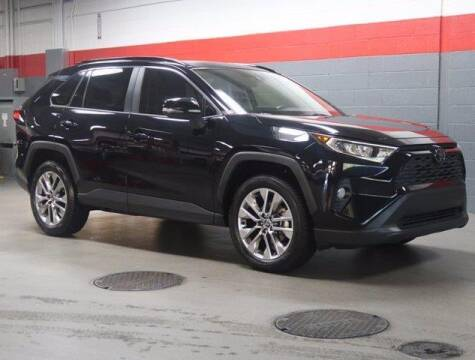 2020 Toyota RAV4 for sale at CU Carfinders in Norcross GA