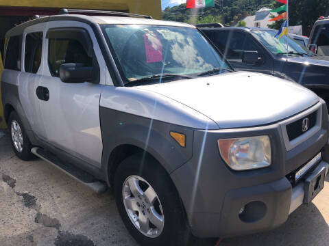 2003 Honda Element for sale at Deleon Mich Auto Sales in Yonkers NY