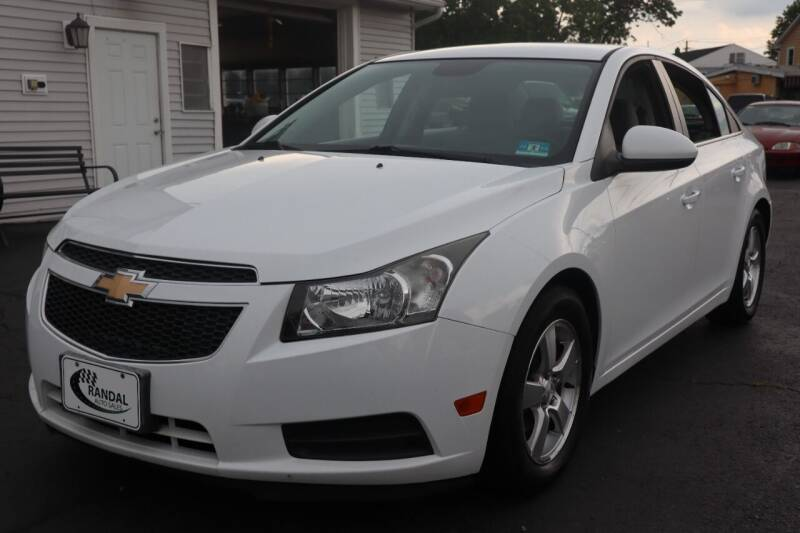 2013 Chevrolet Cruze for sale at Randal Auto Sales in Eastampton NJ