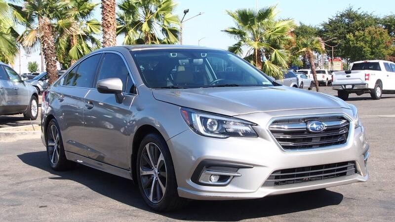 2018 Subaru Legacy for sale at Okaidi Auto Sales in Sacramento CA