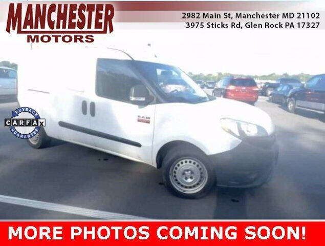 2017 RAM ProMaster City Cargo for sale in Manchester, MD