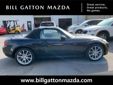 2009 Mazda MX-5 Miata for sale at Bill Gatton Used Cars - BILL GATTON ACURA MAZDA in Johnson City TN