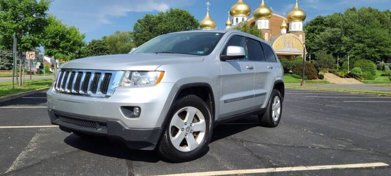 2011 Jeep Grand Cherokee for sale at Car Leaders NJ, LLC in Hasbrouck Heights NJ