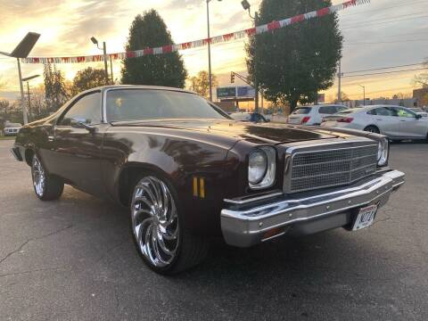 1974 Chevrolet El Camino for sale at Right Place Auto Sales in Indianapolis IN